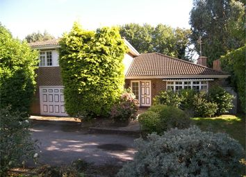 Thumbnail 4 bed detached house for sale in Hazel Mead, Arkley, Herts