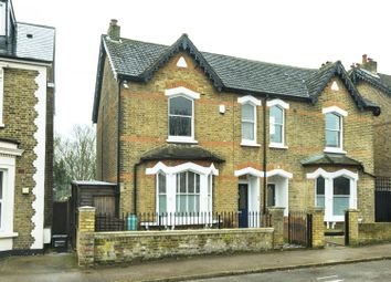 Church Hill Road, Walthamstow, London E17. 4 bed semi-detached house for sale