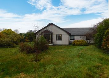 Thumbnail 4 bed detached bungalow for sale in Greenbank, Connor Downs, Hayle
