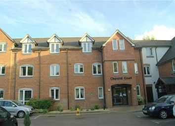 Thumbnail 1 bed flat for sale in Churchill Court, Marlborough, Wiltshire