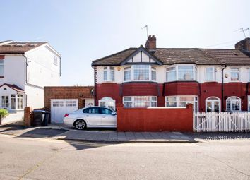 Thumbnail 3 bed semi-detached house to rent in Burns Road, Wembley