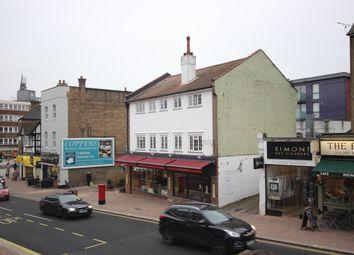 Thumbnail 4 bed flat to rent in High Street, Beckenham