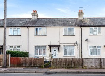 Thumbnail 3 bed terraced house for sale in Coulsdon Road, Caterham, Surrey