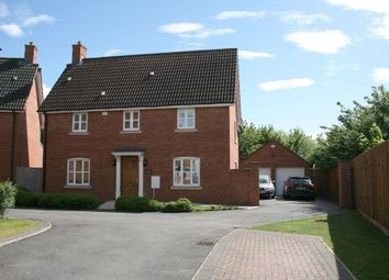 Thumbnail 4 bed detached house for sale in Half Acre Court, Walton Cardiff, Tewkesbury