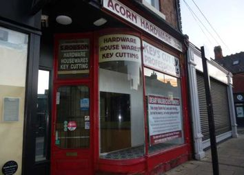 Thumbnail Commercial property to let in Acorn Road, Jesmond, Newcastle Upon Tyne
