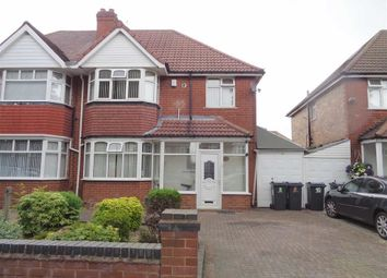 Thumbnail 3 bed semi-detached house for sale in Douglas Avenue, Hodge Hill, Birmingham