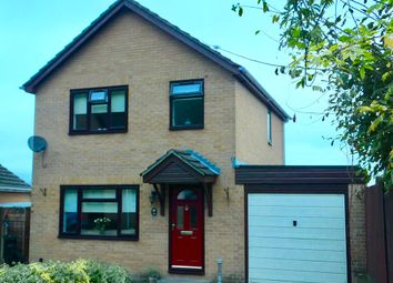 Thumbnail 3 bed detached house for sale in Hilldene Way, West End, Southampton