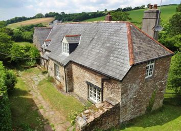 Thumbnail 4 bed farmhouse for sale in Ugborough, South Hams, Devon