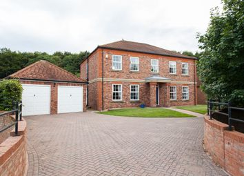 Thumbnail 5 bedroom detached house for sale in Barns Wray, Easingwold, York