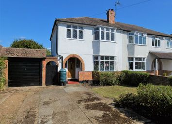 Sole Farm Road, Bookham, Leatherhead KT23. 3 bed semi-detached house