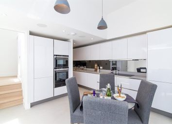 Thumbnail 2 bed semi-detached house for sale in Humbolt Road, Hammersmith, London