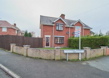Thumbnail 2 bed semi-detached house for sale in Stanley Road, Hinckley