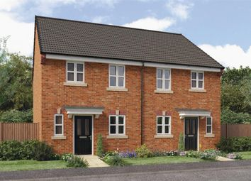 "3 bed semi-detached house for sale in ""Wilde"" at ""Wilde"" At Croston Road, Farington Moss, Leyland PR26"