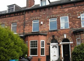 Thumbnail 4 bed property to rent in Chequers Road, Chorlton, Manchester