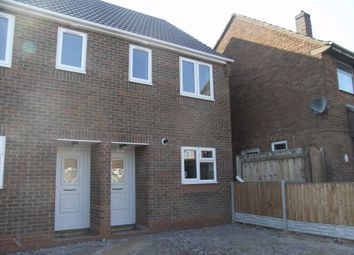 Thumbnail 2 bed semi-detached house to rent in 18 Laurel Grove, Stapenhill, Burton On Trent