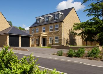 "Thumbnail 5 bed detached house for sale in ""Balshaw"" at Bodington Way, Leeds"