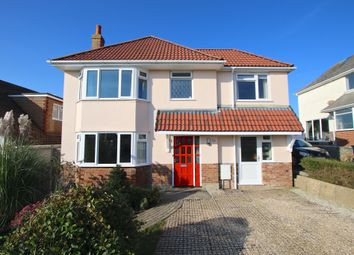 Thumbnail 4 bed detached house for sale in Bay Crescent, Swanage