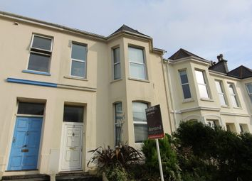 Thumbnail 2 bed maisonette for sale in Ground Floor Flat, Hill Crest, Mannamead