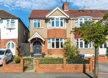 Thumbnail 4 bedroom end terrace house for sale in Vernon Rise, Greenford