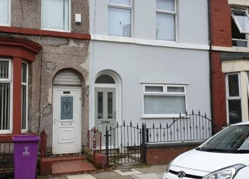 3 bed terraced house for sale in North Hill Street, Toxteth, Liverpool L8