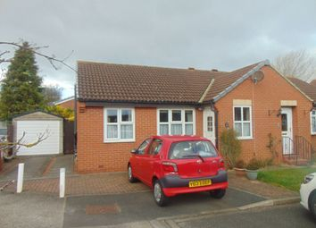 Thumbnail 2 bedroom bungalow for sale in Redcar Close, Hartlepool