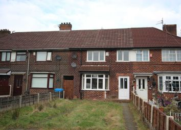 Thumbnail 3 bedroom terraced house to rent in Wanstead Avenue, Blackley, Manchester