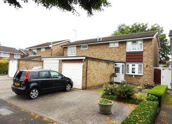 Thumbnail 3 bedroom semi-detached house for sale in Lammasmead, Broxbourne