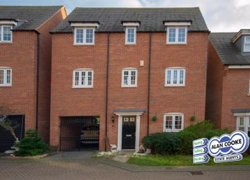 Thumbnail 4 bed detached house for sale in Borrough View, Leeds