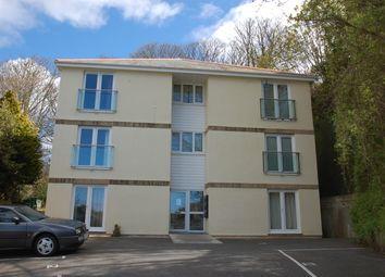 Thumbnail 1 bed flat to rent in Flora Gardens, Penrose Road, Helston