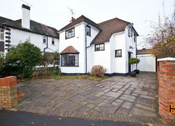 Thumbnail 3 bed detached house for sale in Park Road, London