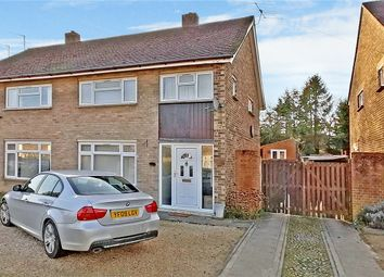 3 bed semi-detached house for sale in Apley Way, Witney, Oxon OX28