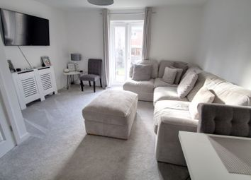 Thumbnail 2 bed terraced house for sale in Moresby Way, Hempsted, Peterborough