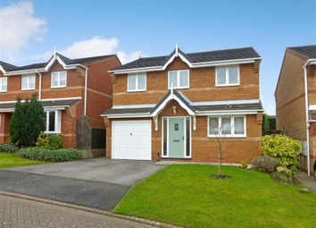 Thumbnail 4 bedroom detached house for sale in Wentworth Grove, Winsford, Cheshire