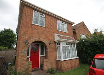 Thumbnail 3 bed detached house to rent in Allens Avenue, Sprowston, Norwich