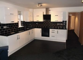 Thumbnail 2 bedroom flat to rent in Larne Court, Widnes