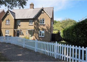 Thumbnail 3 bed semi-detached house for sale in Greville Court, Charlton Down, Dorchester