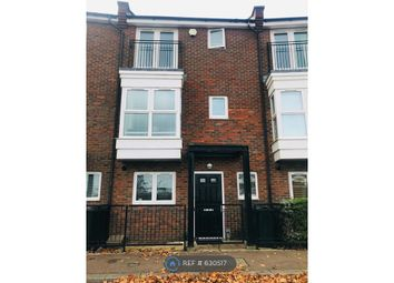Thumbnail 4 bed terraced house to rent in Stonely Crescent, Greenhithe