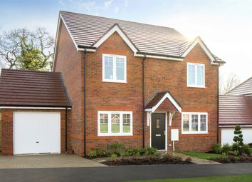 Thumbnail 4 bed detached house for sale in Medstead, Alton, Hampshire