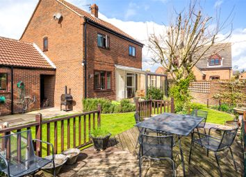 Thumbnail 4 bedroom detached house for sale in Holmes Drive, Riccall, York