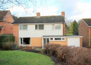 Thumbnail 4 bed detached house for sale in Whitmore Road, Trentham, Stoke-On-Trent