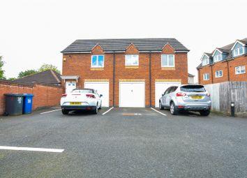2 bed flat for sale in Oak Drive, Mile Oak, Tamworth, Staffordshire B78