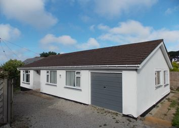 Thumbnail 3 bed detached house to rent in Porthrepta Road, Carbis Bay, St. Ives, Cornwall