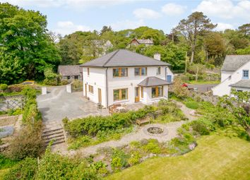 Thumbnail 4 bedroom detached house for sale in Lon Ednyfed, Criccieth, Gwynedd