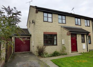 Thumbnail 3 bed semi-detached house to rent in Duncan Streeet, Calne