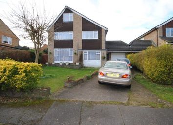 Thumbnail 6 bed detached house for sale in Lowlands Crescent, Great Kingshill, High Wycombe
