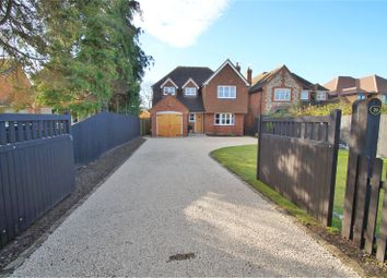 Thumbnail 4 bed detached house for sale in Oakley Lane, Chinnor, Oxfordshire