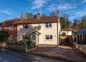 Thumbnail 3 bed semi-detached house for sale in Bredfield Street, Woodbridge