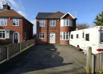 Thumbnail 4 bed detached house for sale in Beck Lane, Skegby, Sutton In Ashfield, Nottinghamshire