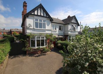 Thumbnail 4 bed semi-detached house for sale in Brecon Road, Abergavenny