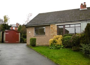Thumbnail 2 bed semi-detached bungalow to rent in Birchington Close, Huddersfield, West Yorkshire